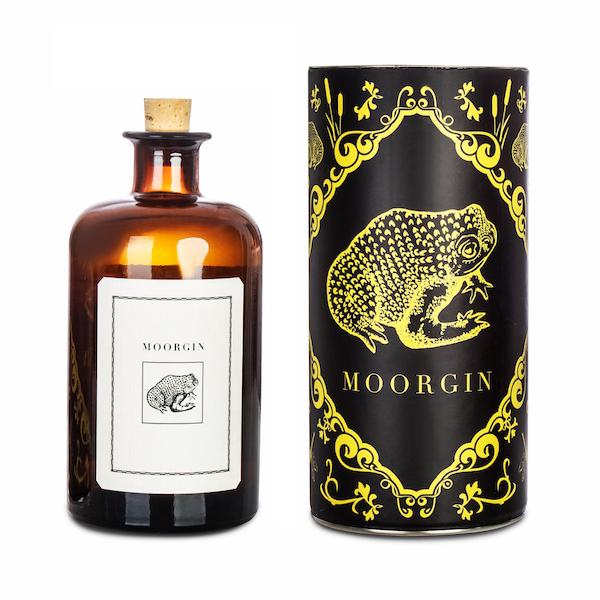 MOORGIN aus Kolbermoor Gin der MOORDESTILLERIE