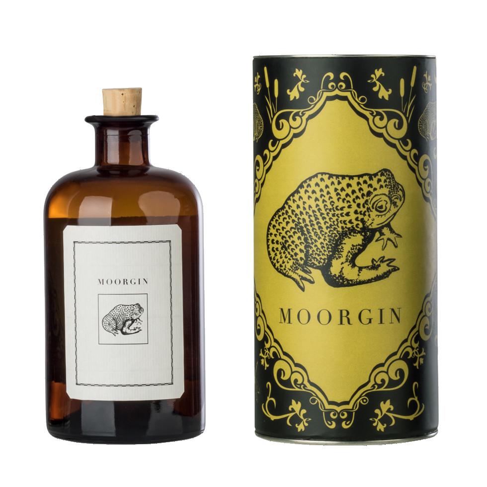 MOORGIN - Gin aus Kolbermoor
