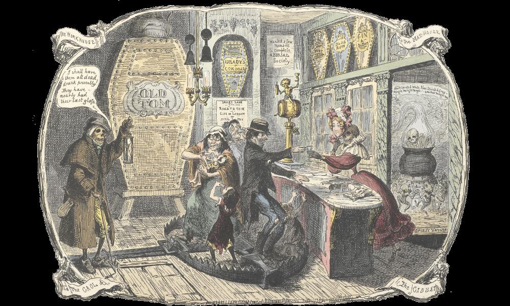Die Gin Geschichte