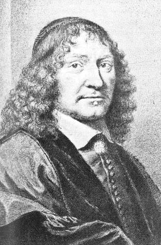 Franz de le Boë (lat. Franciscus Sylvius) 1614 - 1672