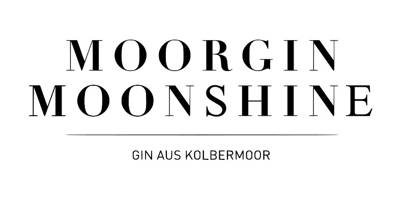 MOORGIN MOONSHINE LOGO