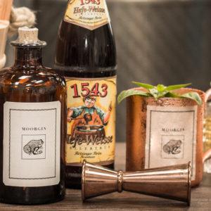 MOORGIN Cocktail Rezepte mit Gin - MOORGIN Bavarian Mule