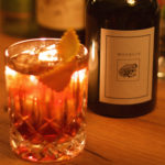 MOORGIN CHOCOLATE NEGRONI