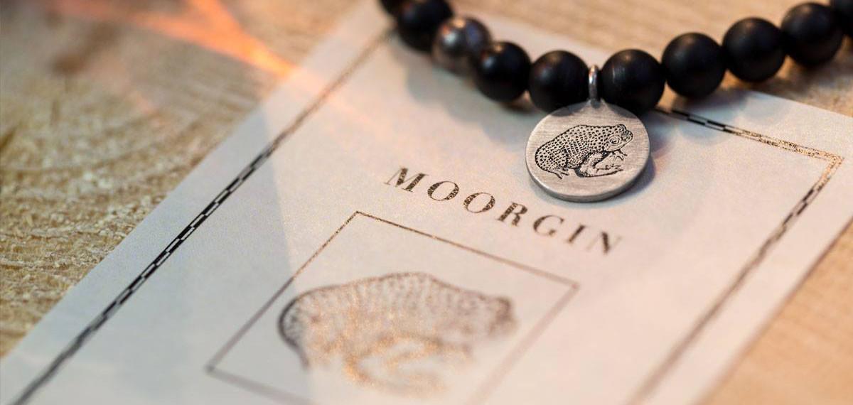 MOORGIN Edelstein Armband
