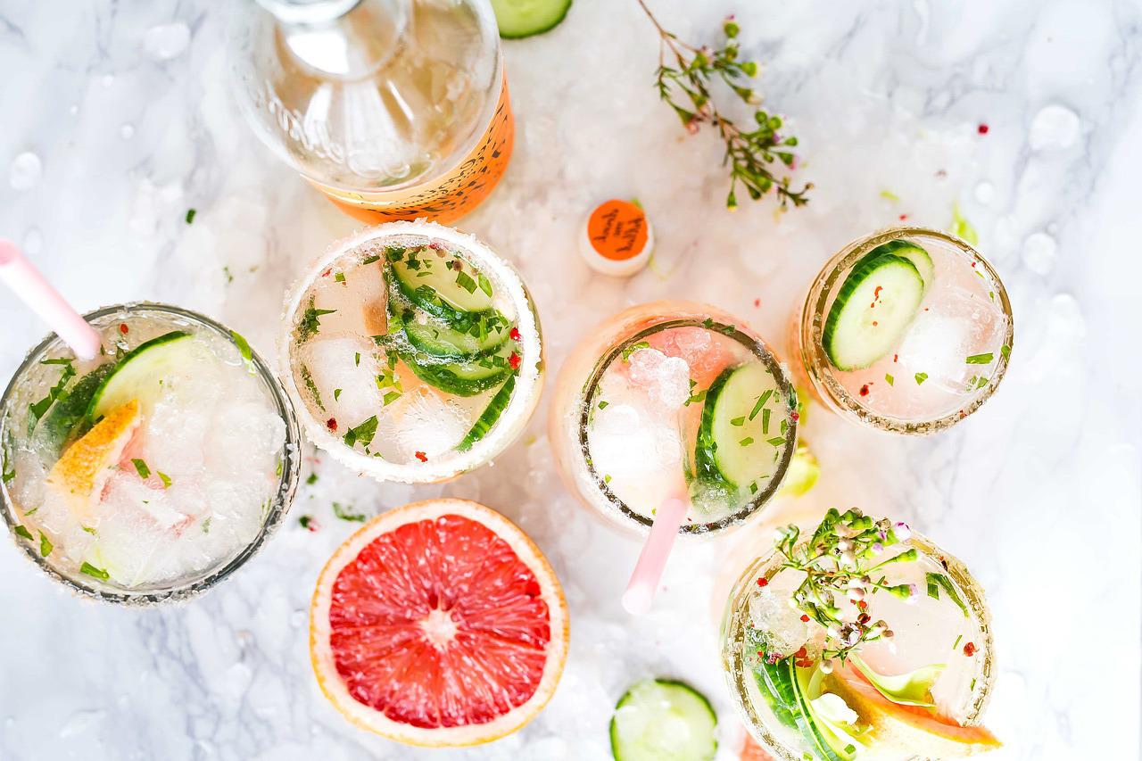 Gin Tonic ohne Gurke